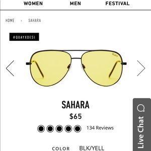 Desi perkins sahara sunglasses